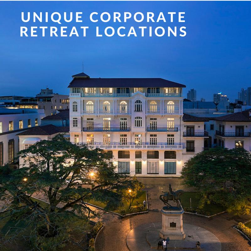 Unique Corporate Retreat Locations American Trade Hotel Panama City Venuelust Corporate Retreat Retreat American Trade Hotel Panama