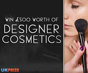Here's your chance to win £500 to spend on designer cosmetics, whether you want to stock up on your favourite products or try something new. Get This Offer