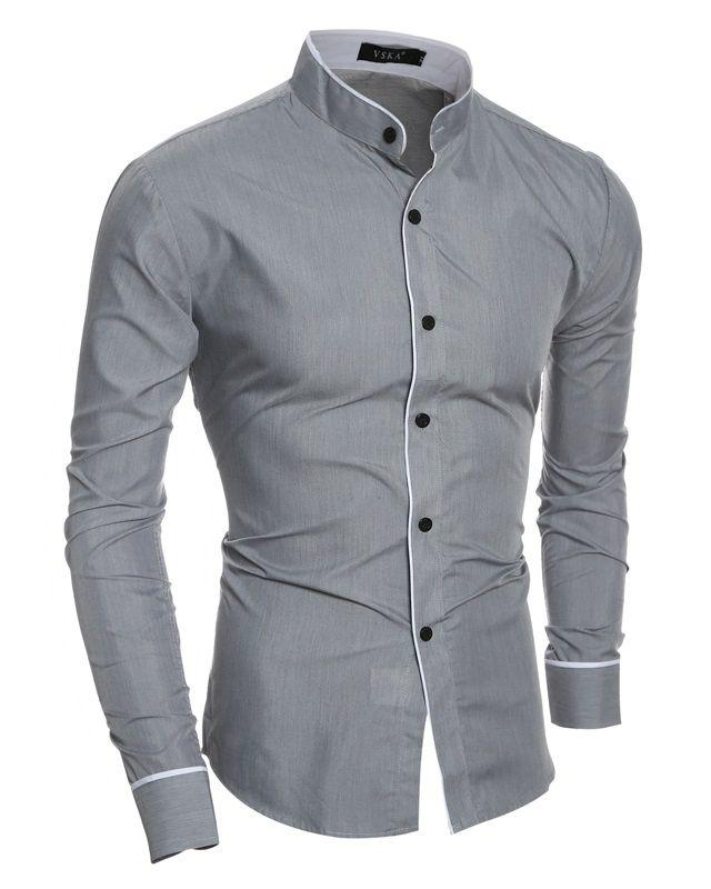 081d95e1205a6 AS MELHORES CAMISAS SLIM FIT Camisas importadas