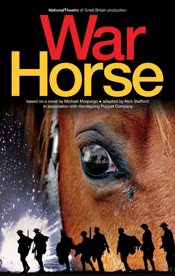 WIN 4 TICKETS to Opening Night performance of War Horse - perfect for date night or couples' night out! Contest ends Tuesday 9/11 at 12 noon