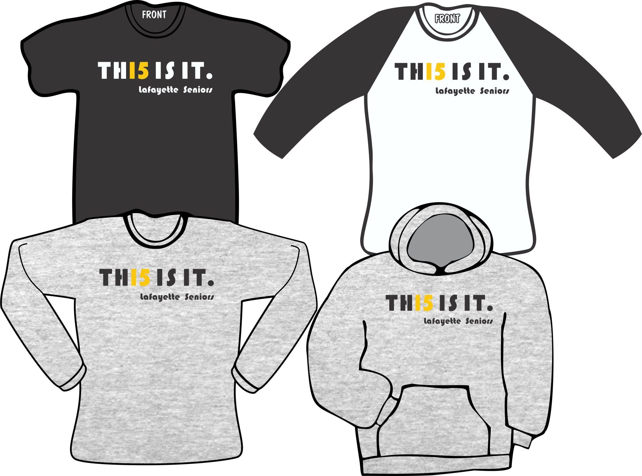 Design t shirt for class - Senior Shirts 2015 Google Search