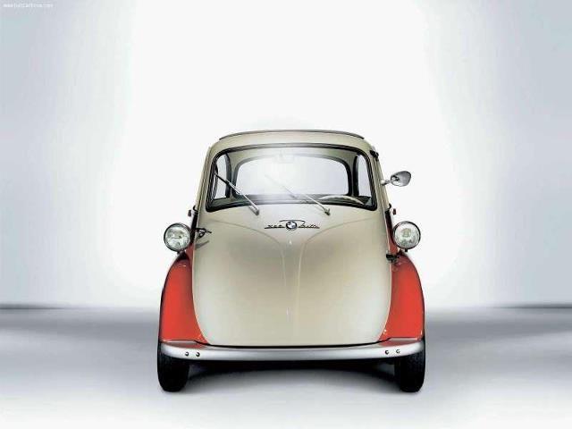BMW Isetta 1955.
