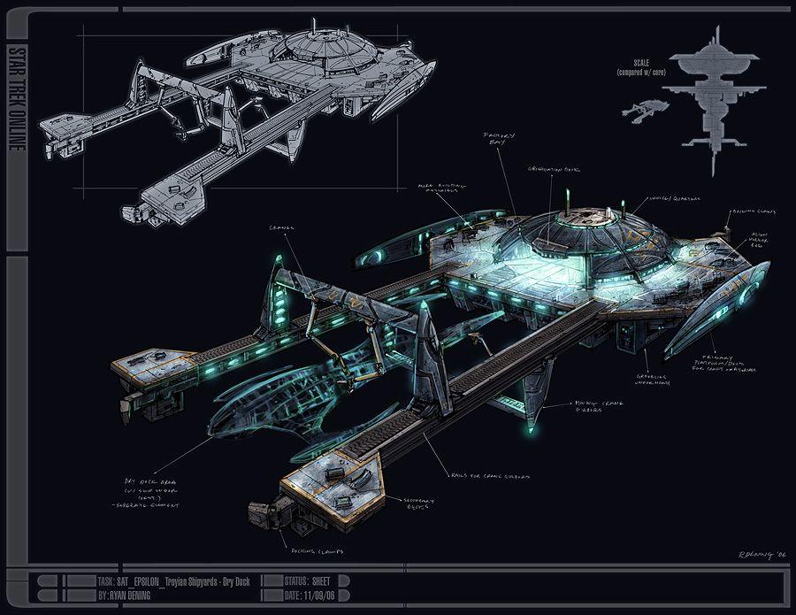 Starship Games Repair Build Design