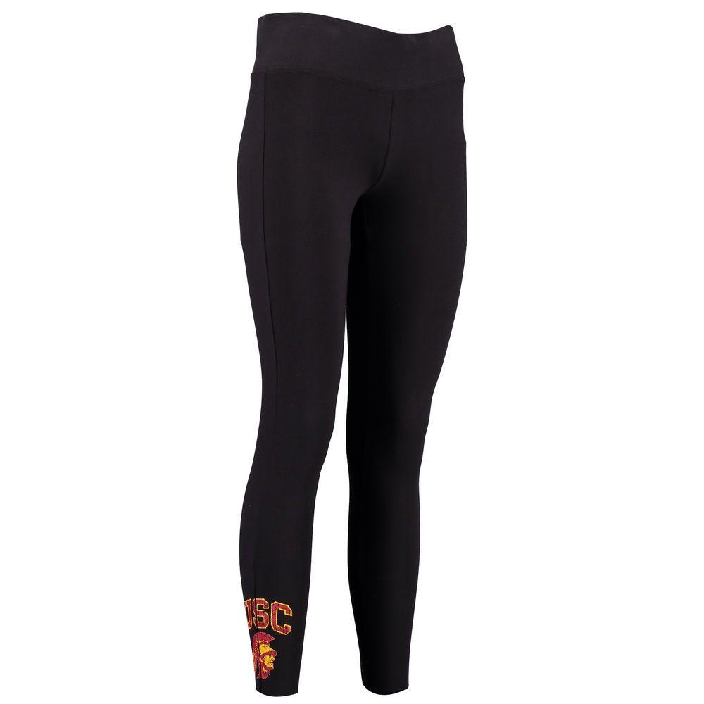 Ladies Printed Leggings Trojan Sports Uk Clothing, Shoes & Accessories