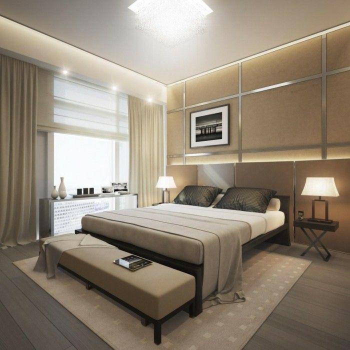 77 Deko Ideen Schlafzimmer für einen harmonischen und - deko ideen für schlafzimmer