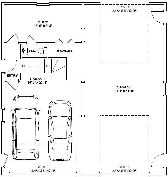 Pdf House Plans Garage Plans Shed Plans Garage Apartment Plans Rv Garage Garage Plans With Loft