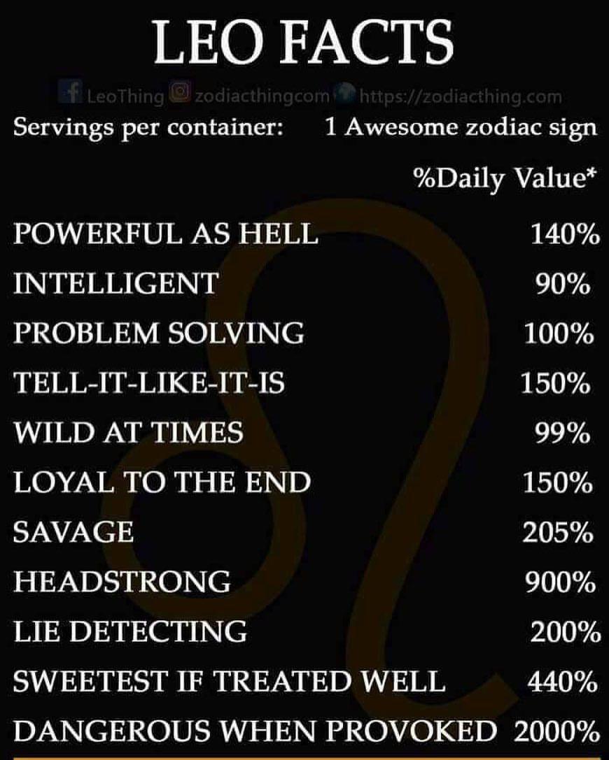 all leo horoscopes
