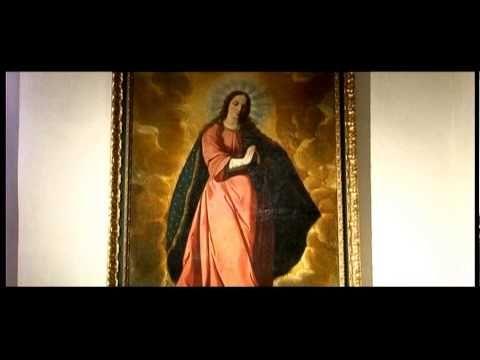 ▶ Museo sobre Francisco de Zurbarán en Marchena. Zurbarán fue un pintor del Siglo de Oro español. Contemporáneo y amigo de Velázquez, destacó en la pintura religiosa, en la que su arte revela una gran fuerza visual y un profundo misticismo