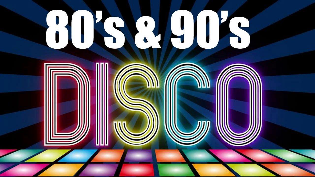 Golden Hits Disco 80/90 Best Disco Songs Of All Time Zene