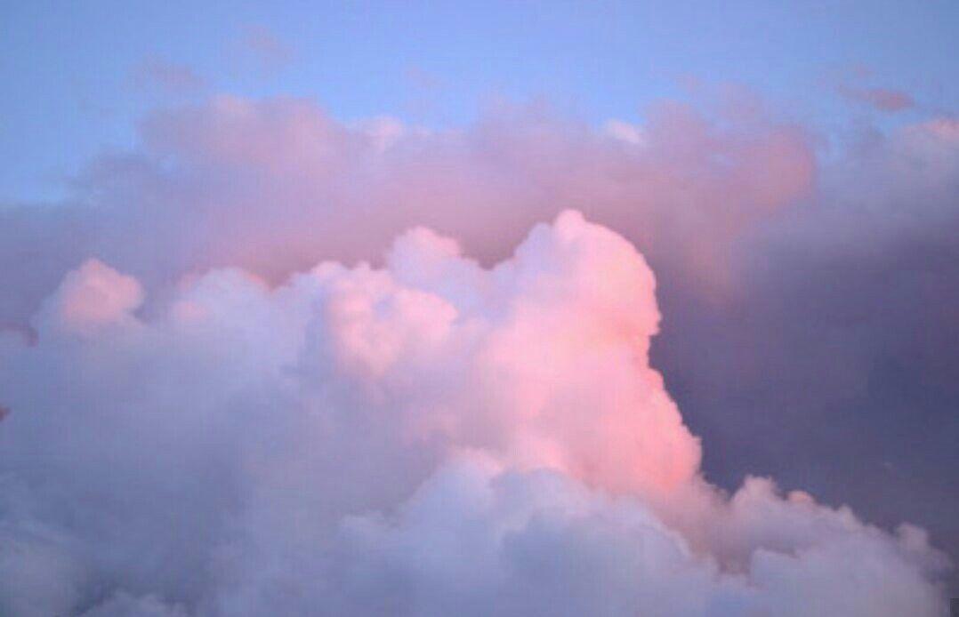 Clouds Aesthetic Desktop Wallpaper Aesthetic Backgrounds Sky Aesthetic