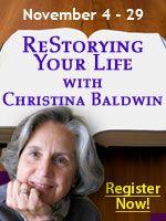 ReStorying Your Life with Christina Baldwin