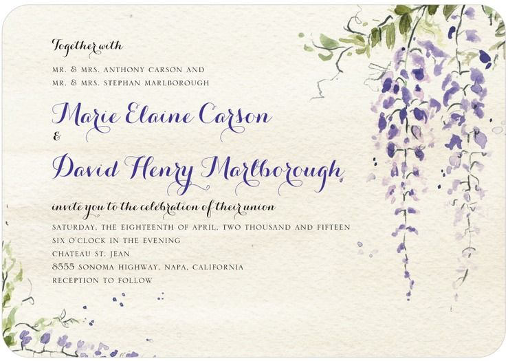 Textured Paper For Wedding Invitations: Signature White Textured Wedding