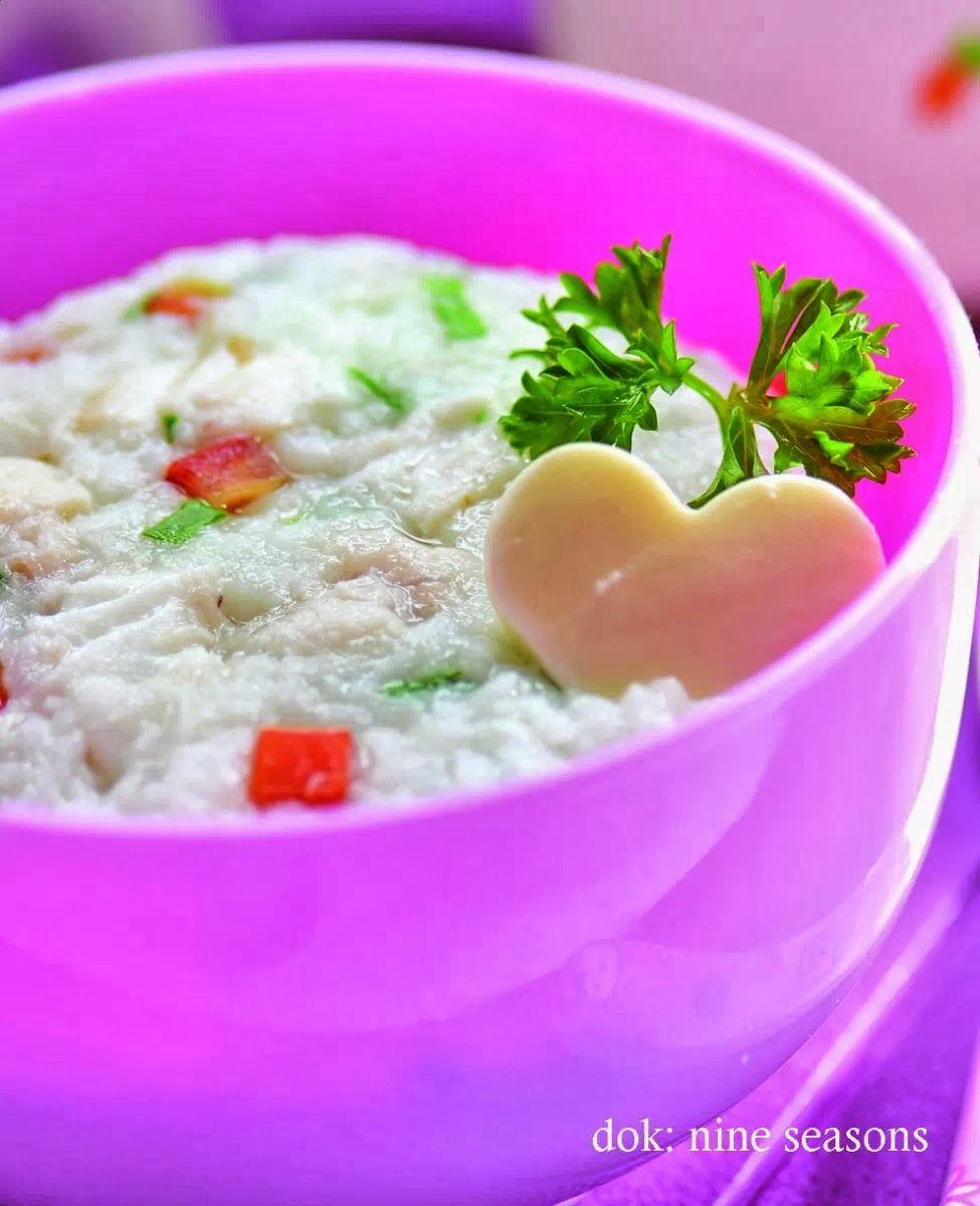 Menu Menu Makanan Bayi Pada Usia 6 Bulan Makanan Makanan Bayi