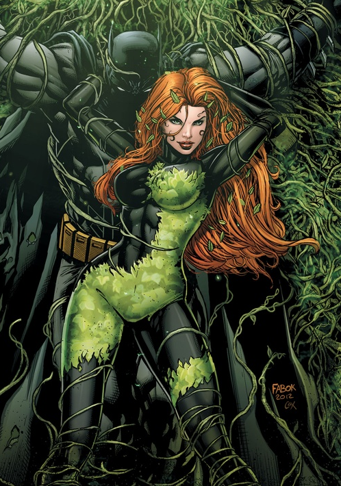 poison ivy new 52 google search dc poison ivy