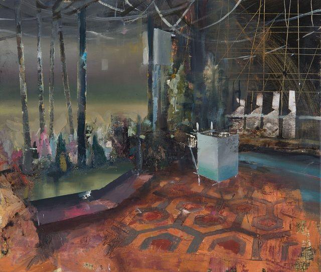 Daniel Pitin, 'Kubricks Carpet,' 2014, Charim Galerie