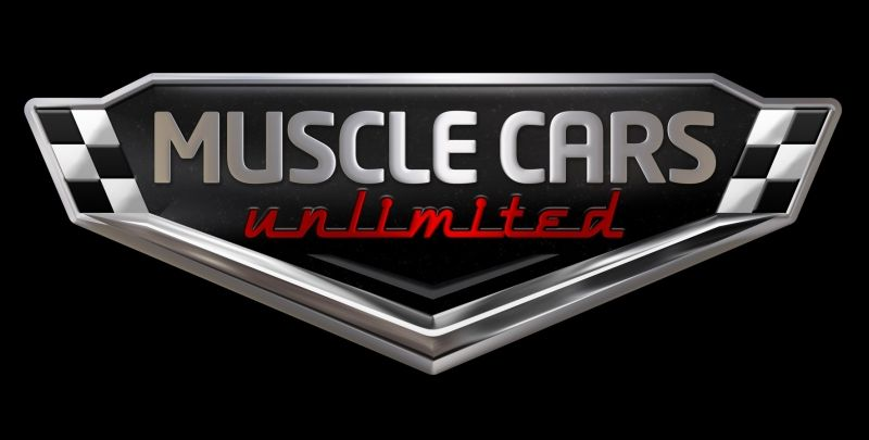 Muscle Car Logo Logoloco Portfolio The Loop Lifes Goodies