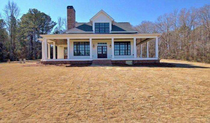 Stunning Farmhouse House Plans Ideas With Wrap Around Porch 28