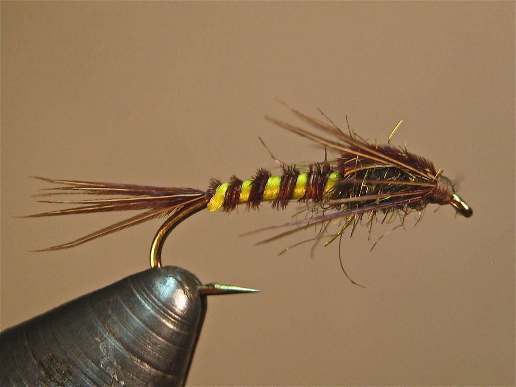 trout panfish 2-Adams  size #14 standard  Dry flies