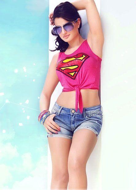 Amishapatel in bikini