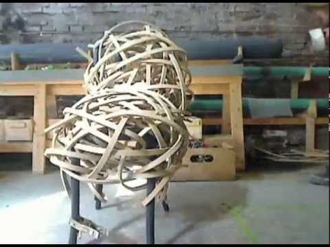 Matthias Pliessnig Wraps A Thonet Chair Videos I Love