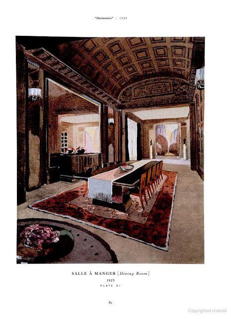 Emile-Jacques Ruhlmann. French Designer   Art   Pinterest ...