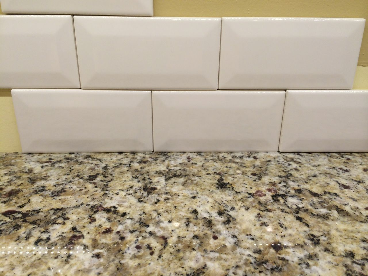 Image result for off white beveled subway tile curtis residence image result for off white beveled subway tile dailygadgetfo Choice Image