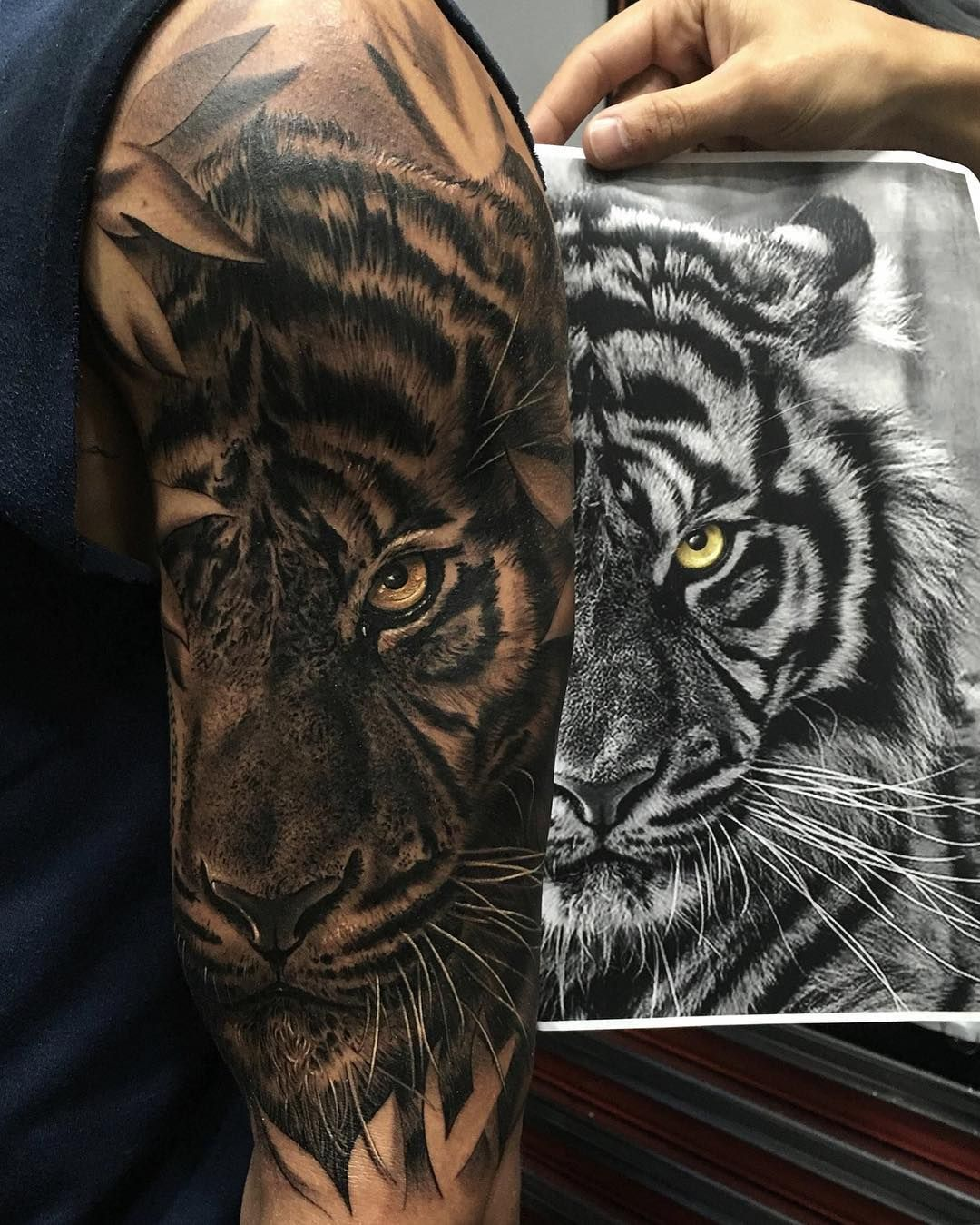 b3d9b08d1 fred_tattoo • #tiger #irezumi #tattoo | tattoo | Tatuaggi ...