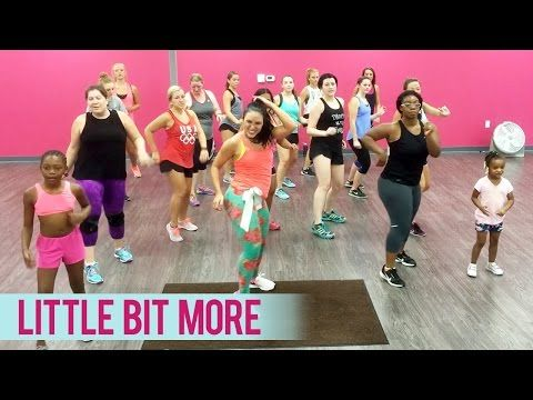 Move Your Hips And Work Your Abs With This Dance Fitness Routine