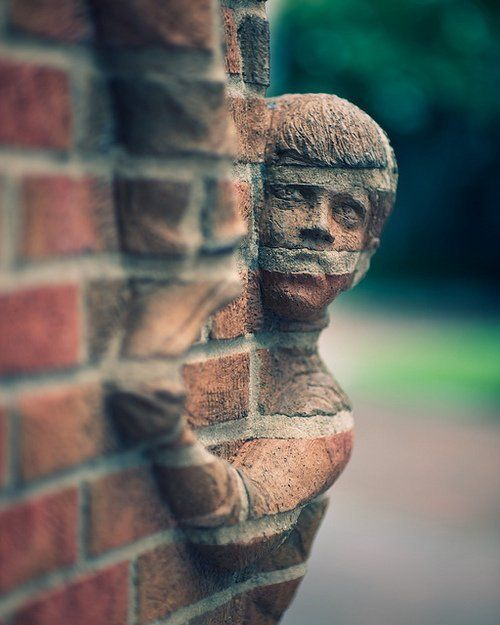 Brick Camouflage
