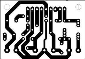 50W Amplifier Circuit TDA1514 | Eletronicos