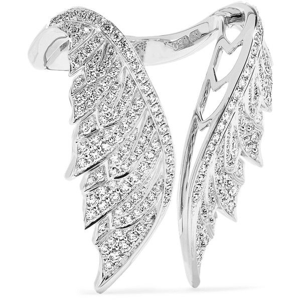 Stephen Webster Magnipheasant 18-karat Gold Diamond Ring xcRq0