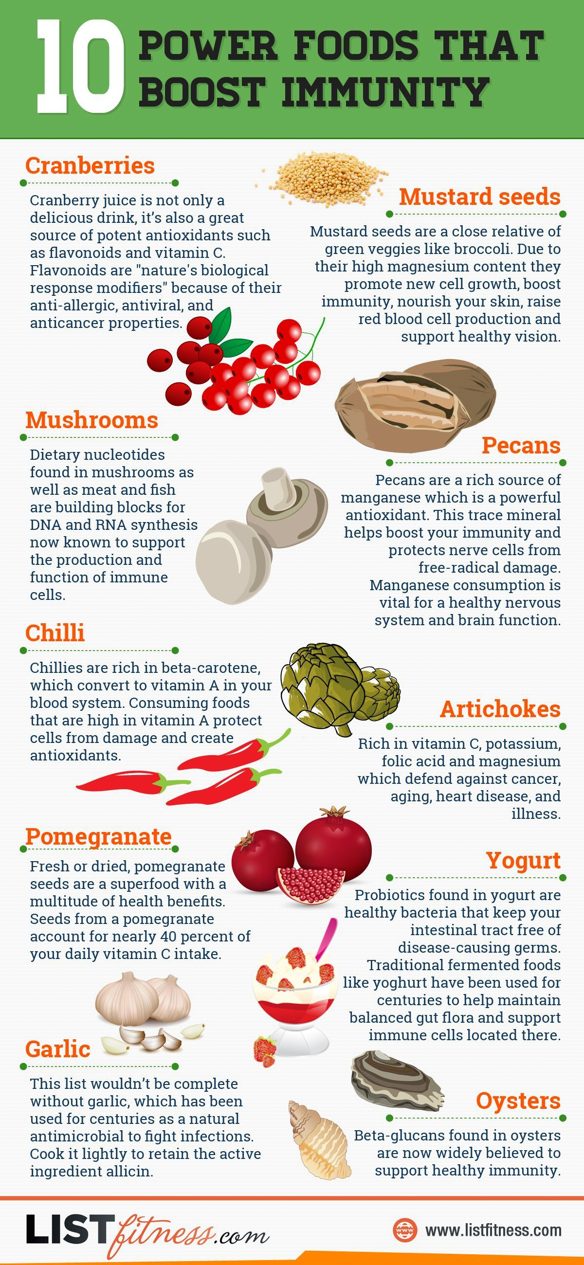 How and how to improve immunity at home 100