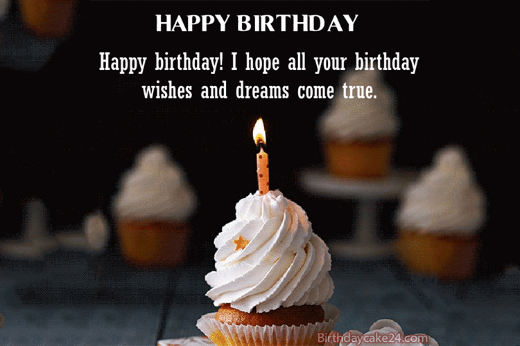 Happy Birthday Wishes Animated Greeting Card Gifs Happy Birthday Cake Pictures Happy Birthday Cake Images Happy Birthday Cake Photo