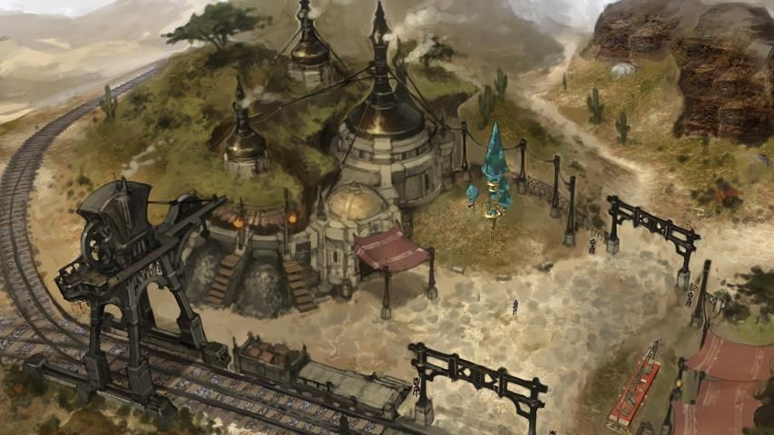 FFXIV Thanalan | Final fantasy!! in 2019 | Environment
