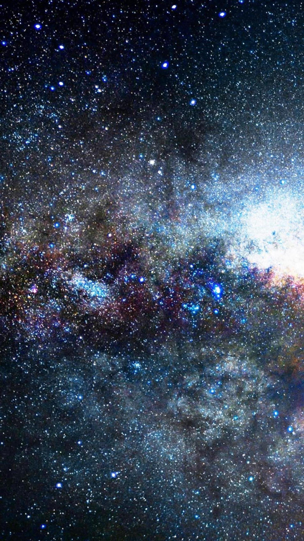 Space Wallpaper Tumblr Iphone Sfondi Nel 2019 Sfondo Galassia