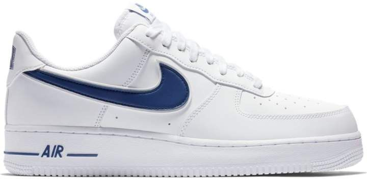 air force 1 low white deep royal