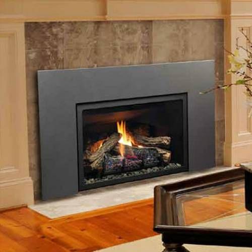 Kingsman Idv26 Direct Vent Fireplace Insert With Millivolt