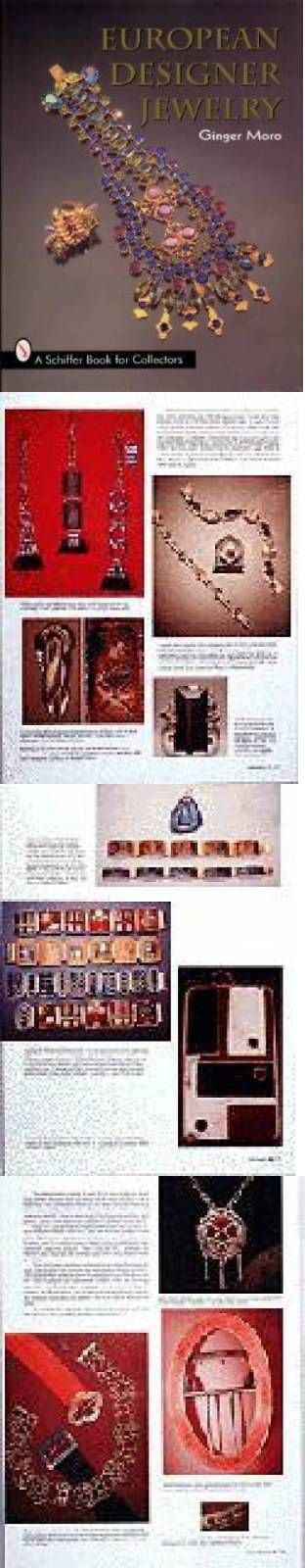 Price Guides and Publications 171122: European Designer Jewelry Book ...