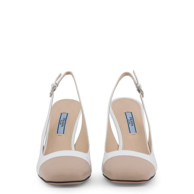 Prada 1I223l F0yhc Women White Pumps & Heels,  Prada 1I223l F0yhc Women White Pumps & Heels,