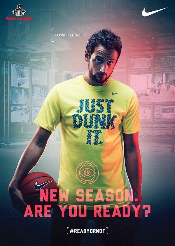 2534f6f4f5f0 Timothy Saccenti s latest NIke X Footlocker campaign is released featuring  Kevin Durant