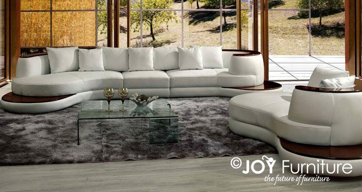 Ordering Code T210 Contemporary Leather Sofas Joy