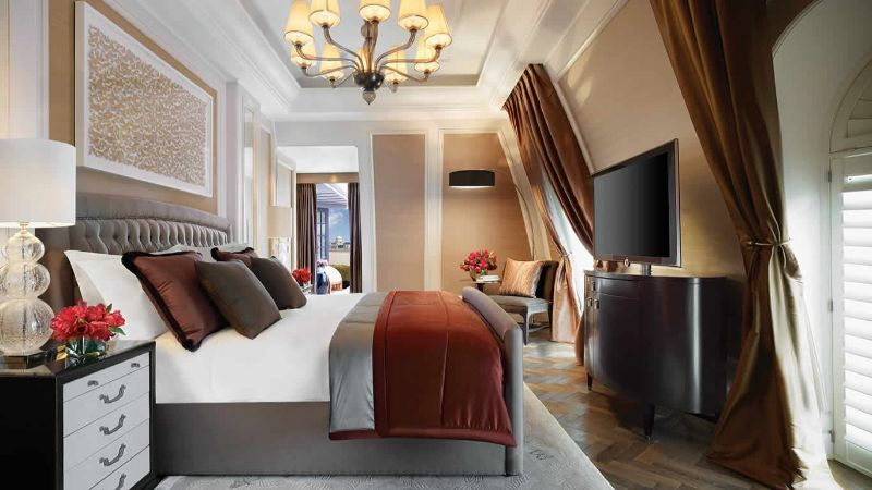 Yabu Pushelberg S Kuwait Hotel An Oasis Of Luxury Luxurious