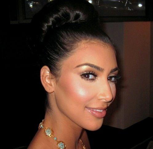 Pinterest Deborahpraha Kim Kardashian 2010 Makeup Look Kim