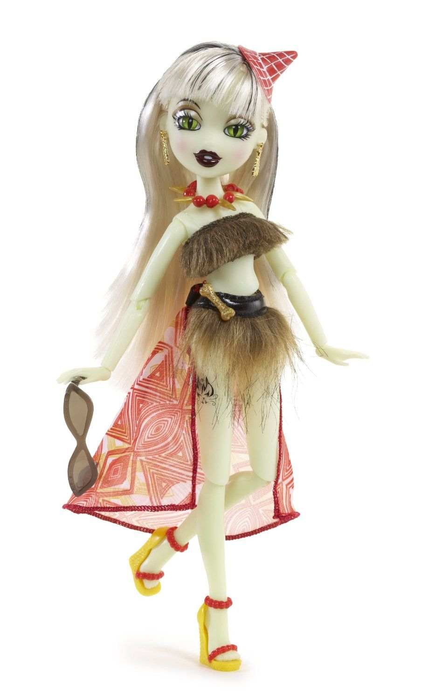 Bratzillaz Midnight Beach Doll Sashabella Paws: Amazon.de: Spielzeug