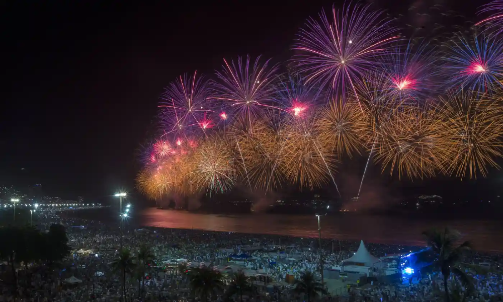 New Year S Eve 2019 Celebrations Around The World As It