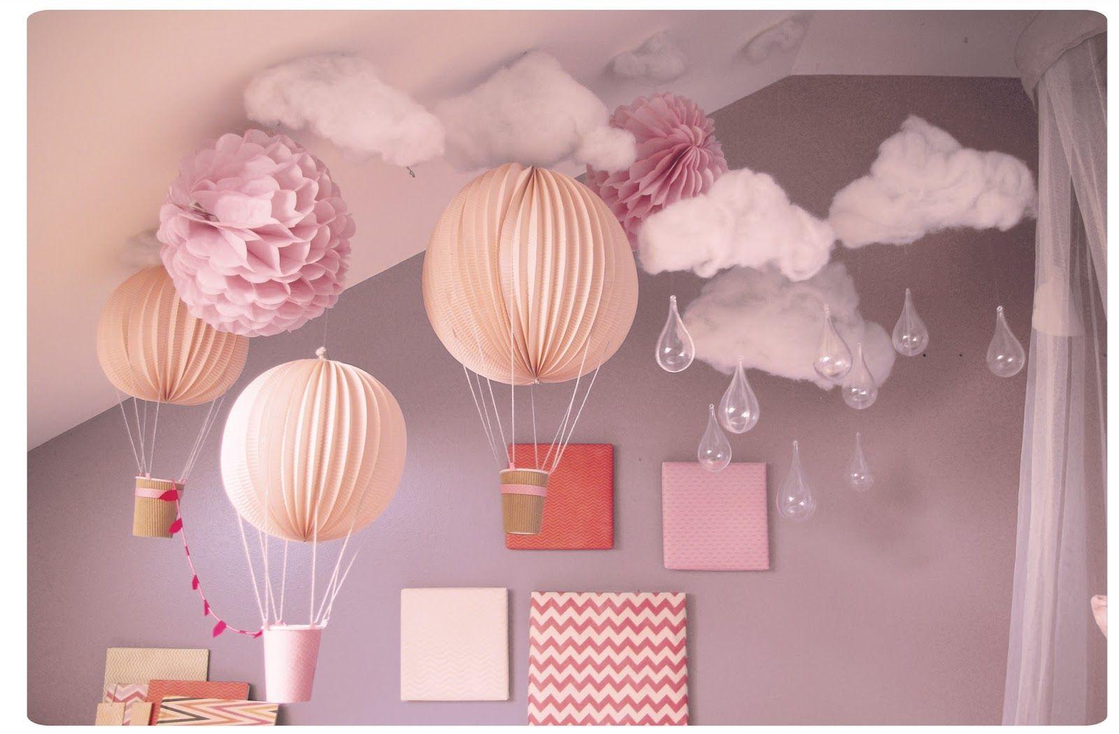 Kinderzimmer, Babyzimmer Einrichten, Zauberhaft, Rosa Verzierungen, Rosa  Zimmer, Selbstgemachter Babykram, Haus Design, Design Room, Babyzimmer