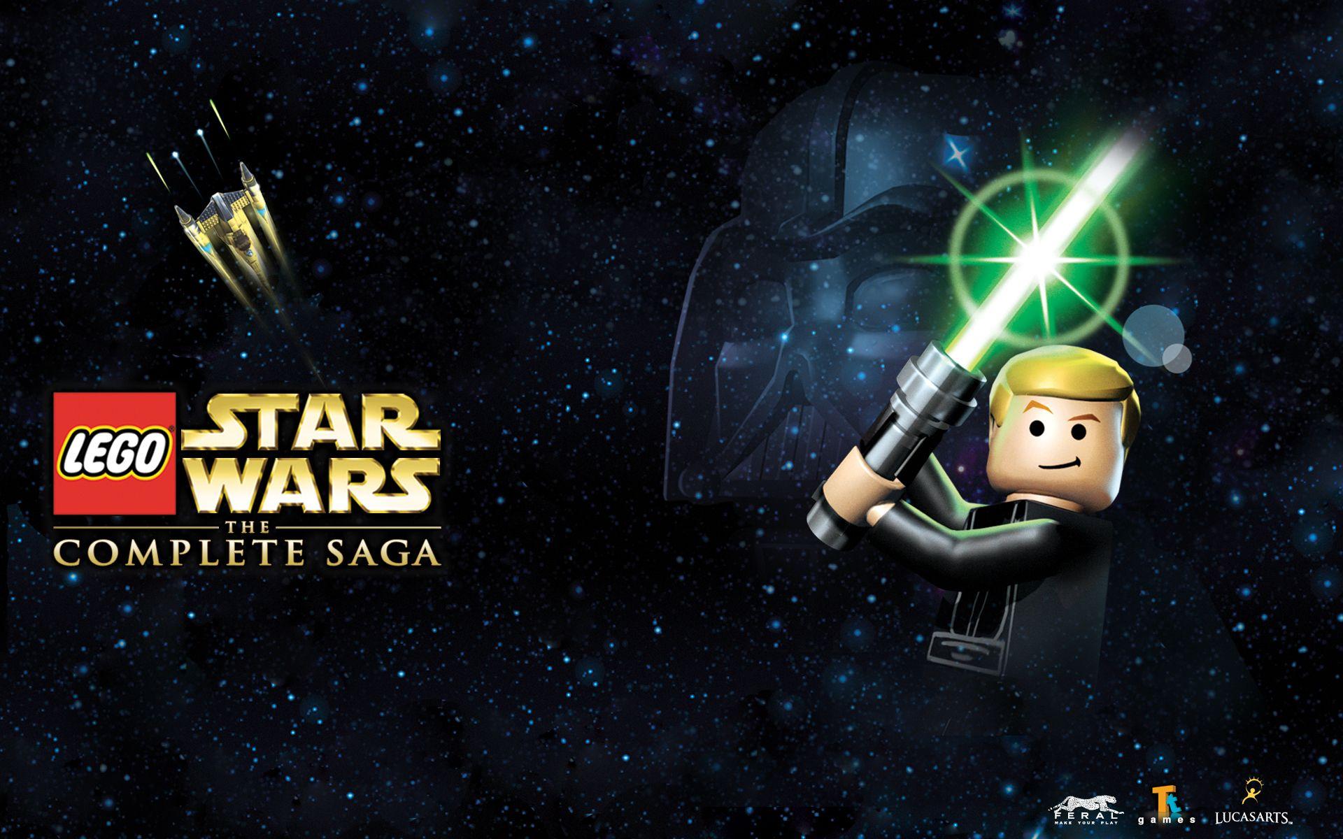 Lego Star Wars Desktop Background