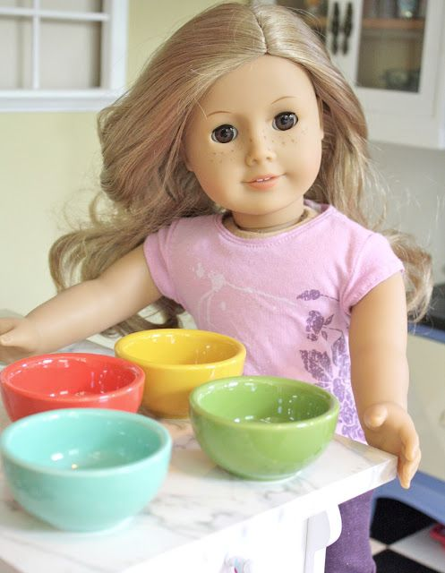 Pippaloo Found These Doll Sized Bowls At Michael S Perfect For