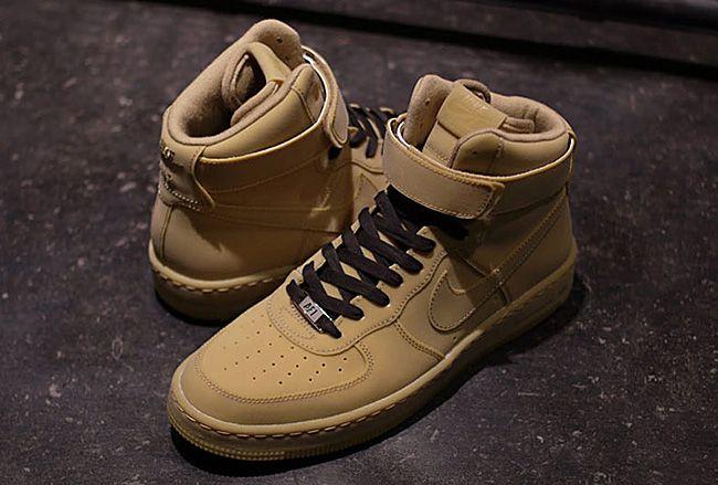 brand new dd659 01724 nike af1 131128 r1 Nike Air Force 1 Downtown Hi QS Gum