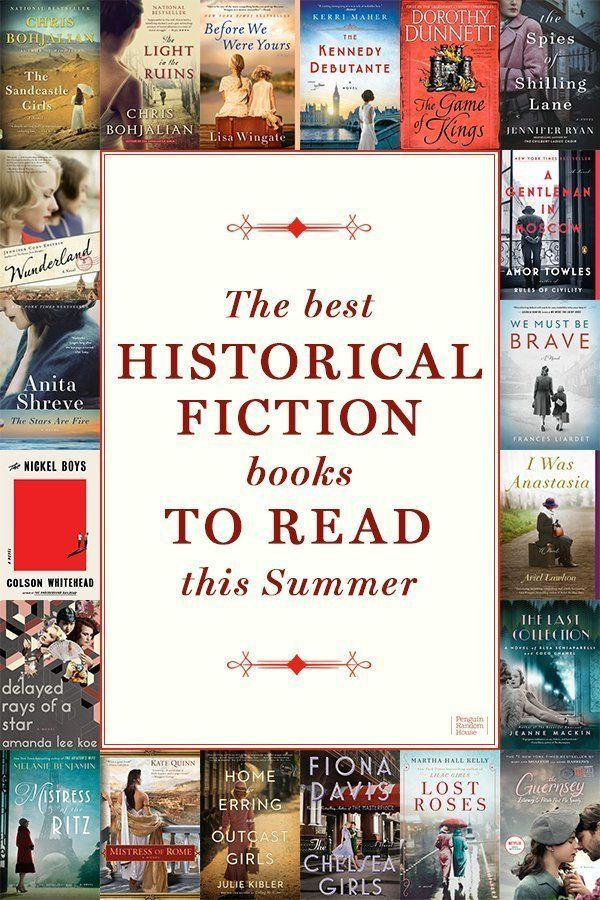 The Best Historical Fiction Books to Read This Fall #bookstoread